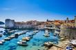 Leinwandbild Motiv Dubrovnik
