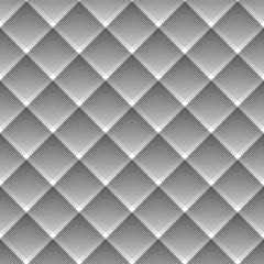 Seamless geometric checked diagonal texture.