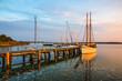 Hafen Peenemünde Sonnenuntergang - 82181868
