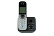 Wireless black telephone with cradle - 82184657