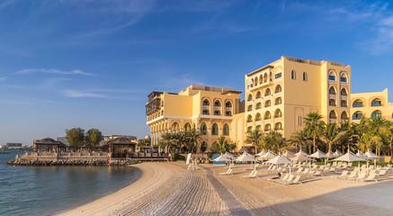 Beach hotels in Abu Dhabi