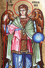 Mosaic of Saint Peter