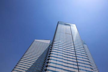 東京晴海の高層オフィスビル