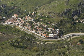 Birds eye View of the Bergama