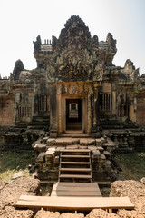Banteay Samre door