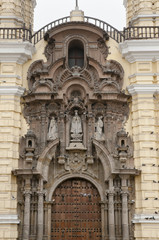 San Francisco Church - Lima