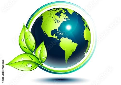 Usa zielona ziemia - ekologiczna koncepcja