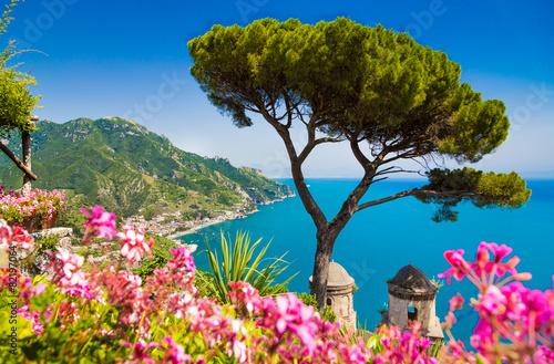 Papiers peints Cote Amalfi Coast, Campania, Italy