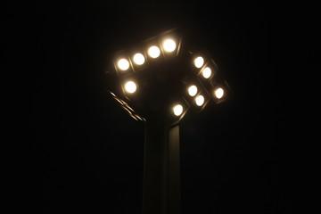 Bedrohliches Licht