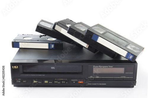canvas print picture Video Recorder