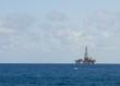 oil platform in the sea - 82205670