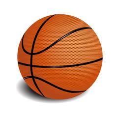 Ball basketball vector