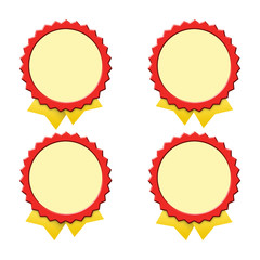 Empty medals