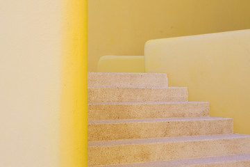 Light Yellow Steps