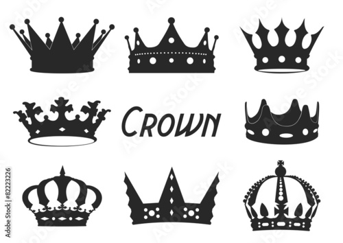Crown Silhouette Free ...