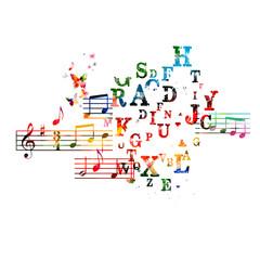 Creative music design