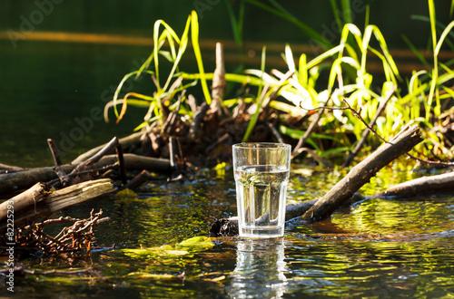 Papiers peints Eau Clean water (healthy concept)