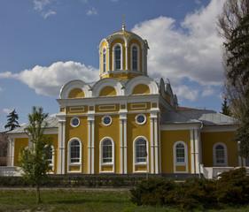 Temple of Michael and Theodore in Chernigov