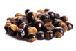 Leinwandbild Motiv Guarana seeds