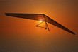 Extreme Closeup Hang Gliding on the sunset - 82227608