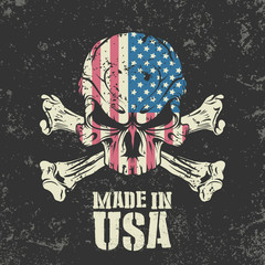Made in the USA stamp.