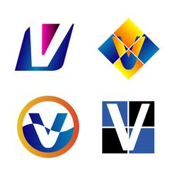 Letter W logo icon design