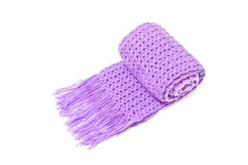 Violet Scarf Yarn