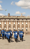 Changing of the guard in Stockholm