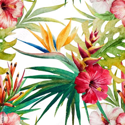 Tropical pattern - 82240248