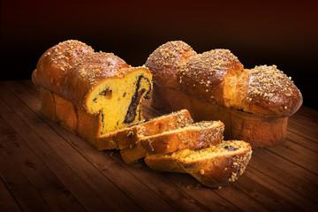 romanian traditional sponge cake