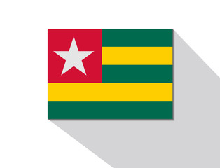 togo long shadow flag