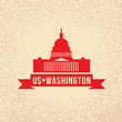 United States Capitol - The symbol of US, Washington DC - 82246414