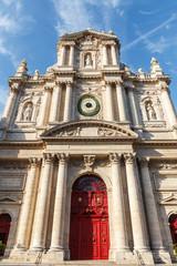 Saint Paul Saint Louis Church, Paris, France