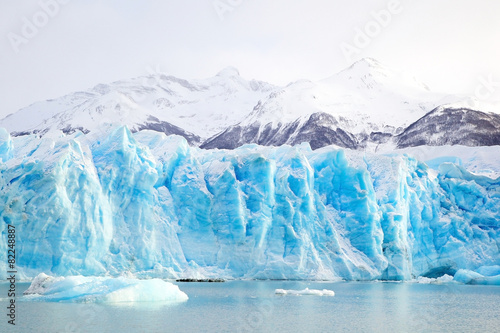 Tuinposter Gletsjers Perito Moreno Glacier