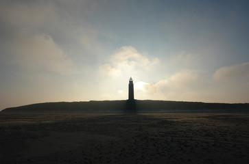 Vuurtoren, lighthouse Texel