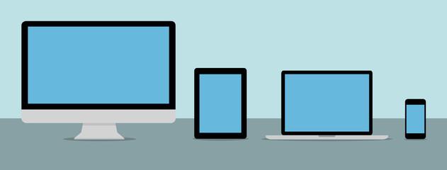Modern digital tech device