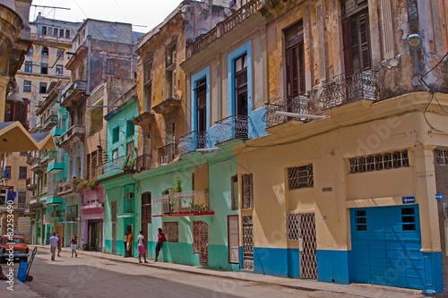 Papiers peints Caraibes Havanna
