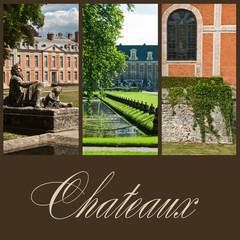 composition châteaux
