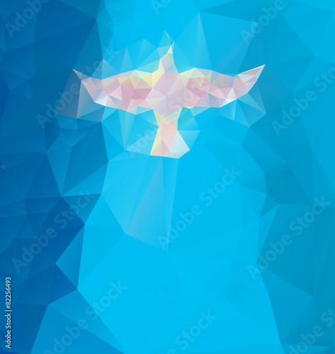 triangles dove - 82256493
