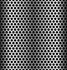 Seamless perforated metal backgrounds, dimples background