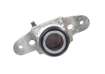 cylinder brake  on a white background