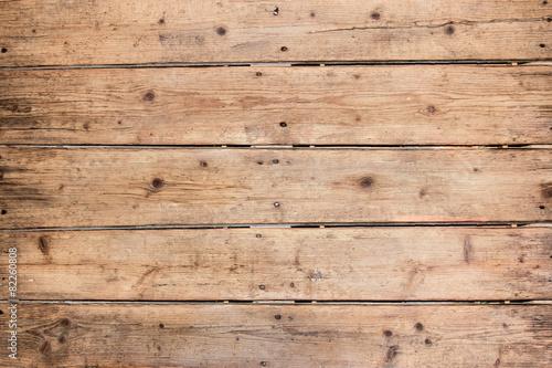Aluminium Hout Vintage Holz - alte Palette