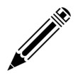 pencil icon , vector illustration - 82263640