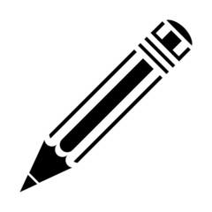 pencil icon , vector illustration