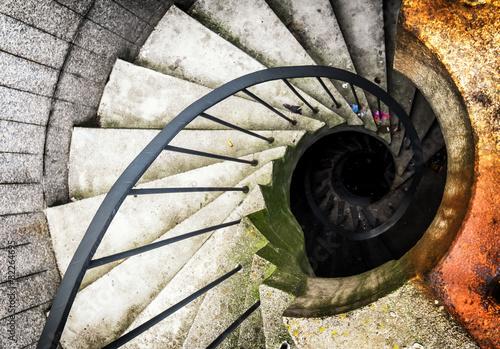 spiral staircase - 82264695