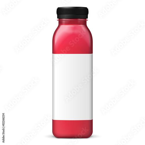 Tall Juice Or Jam Purple Bottle - 82266234