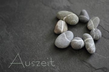 steinkreis auszeit