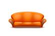 orange sofa - 82268823