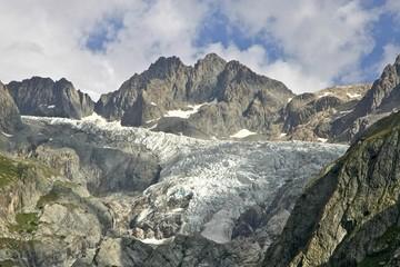 Glacier blanc_Parc National des écrins
