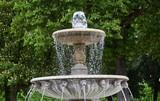 Brunnen auf der Place des Vosges, Paris